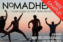 NomadHead Issues / NomadHead - Your Guide To Gap Year Travel.