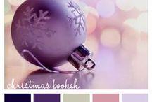my palette - winter