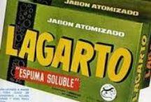 Jabón Lagarto - Publicidad Vintage