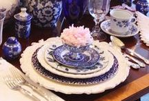 Table Setting Inspirations / Ideas for stunning Table Settings / by Pantai Mentari