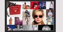 What we do / Here is a selection of our work for our diverse range of clients from fashion, beauty and property sectors.