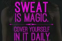 Fitness Motivation / Something to keep you inspired and motivated to workout. / by Formulated Fitness