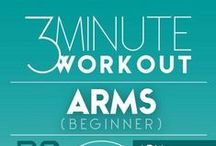 Exercise for Beginners / We always begin at something. Here are exercise tips for beginners. / by Formulated Fitness