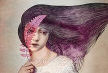 Imagery Catrin Welz-Stein / Ilustraciones de Catrin Welz-Stein
