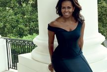 Lady Michelle Obama