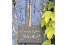 Garden - Tuinen met naam Werelds / Tuinen uit alle landen met de namen, by Name / by Mieke Löbker