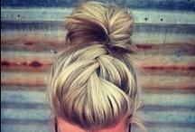 Hair / by Nicole Thompson