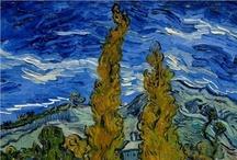 Art Painting  Vincent van Gogh uit Nederland  Netherlands / Vincent van Gogh geboren 30 Maart 1853 te Zundert Nederland Overleden 29 Juli 1890 Auvers-Sur-Oise Frankrijk / by Mieke Löbker