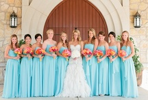 Wedding♥ i DO!! / My dream since i was a little girl was to have a beautiful wedding, so i have pinned some great wedding ideas that i really might consider.. up to the color of bridesmaids dresses, decor, and events! It never hurts to dream big ♥ / by Hannah Callison