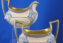 Art-Deco & Art Nouveau  Theevisite-Teaparty / by Mieke Löbker