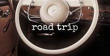 road trip / on the road again