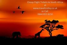 Flights to South Africa / i like travel pins.....and pics....