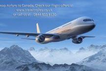 Cheap Flights to Canada / Cheap Flights to Canada  Book Cheap Flights Tickets to Canada  at Travel Trolley UK.