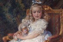 Art Painting Children Kinderen / by Mieke Löbker