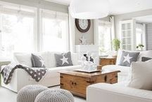 Decorating Ideas / Inspire yourself and your home.
