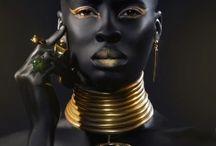 Beautiful Africa, Beautiful people, Beautiful Animals and Beautiful Black Art / by Lynette
