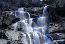 Wonderful Waterfalls / The wonders of Waterfalls / by Glasstic Bottle