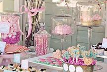 candy and food