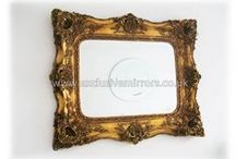 Gold Mirrors / Gold mirrors can instantly add warmth and style to your home! Be inspired by our wonderful range