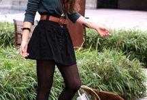 Skirt lover