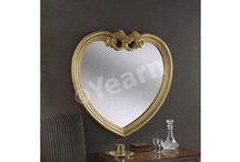 Heart Shaped Mirrors / Give the gift of love this season or perhaps treat yourself with our stunning range of heart shaped mirrors
