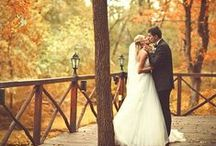 Fall Wedding Ideas!