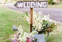 Spring Wedding Ideas!