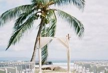 Totally Beachin' Wedding Ideas!