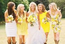 Summer Wedding Ideas!