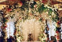 Arbors, Archways, and Aisles / Inspiration for your perfect wedding day!