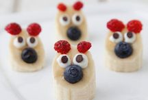 Funny Food / Almost too cute to eat...