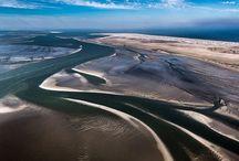 Wattenmeer / Nordische Naturerscheinung - gewaltig, schön und manchmal tödlich