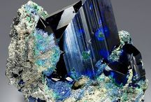 Minerals / The overwhelming plurality of minerals...