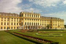 Schönbrunn, Vienna / Castle and Park Schönbrunn, Vienna