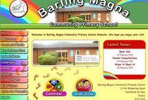 Barling Magna Primary School Author Visit Jack Trelawny