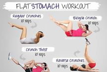 ☑Stay fit