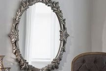 Oval Mirrors / Oval Mirrors offer a stylish modern feel to any home! Be inspired by our collection of stunning oval mirrors.