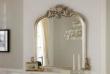 Overmantle Mirrors / From traditional classic designs to contemporary takes on the overmantle mirror we have lots of inspiration on overmantle mirrors!