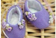 Zapatos muñecas