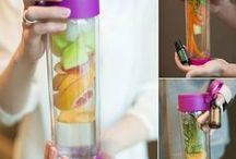 Essential Oil Infused Water / All things essential oil infused water  / by Glasstic Bottle