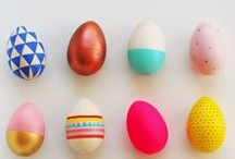 Easter / The most egg-citing time of the year.