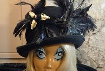 Gothic Headpieces / This board contains an assortment of gothic headpieces