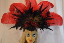 Fancy Fascinators / Extravagant Fascinators that add style to any look or costume