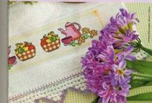 Fruits Cross Stitch