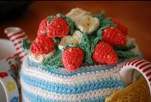 Crochet, Knitt Tea Cosy