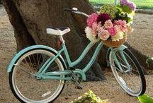 Bikes as Dekor