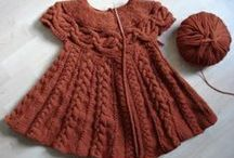 Crochet, Knitting for children