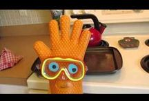 Fun How-To Videos / Fun how-to videos from Nick and Silke at www.Jagerfoods.com. Take a look at our easy recipe videos, how to make a bottle lamp, and many more fun videos. #videos #youtube #funvideos #videoreviews #howtovideos