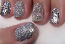 festive nails...ho ho ho!