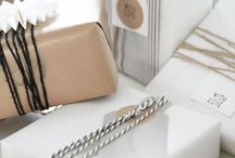 Gift wrap / Find your gift wrap ideas here!
